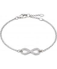 Thomas Sabo A1310-051-14 Ladies evighet av kärlek oändlighet silver armband