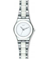 Swatch YLS141GC Ladies tresor blanc klocka
