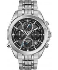 Bulova 96B260 Man precisionist silver stål armband chronographklockan