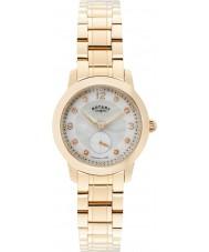 Rotary LB02702-41 Damer klockor Cambridge ökade guldpläterade klockan