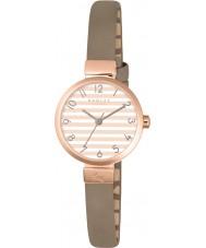 Radley RY2418 Damer Beaufort skogsmark läderrem watch