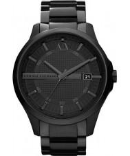 Armani Exchange AX2104 För män svart ip armband klänning klocka