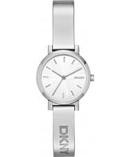 DKNY NY2306 Damer soho silverur