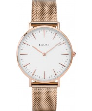 Cluse CL18112 Damer la boheme mesh watch