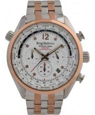 Krug-Baumen 100111DM Mens air explorer diamant begränsad upplaga klocka
