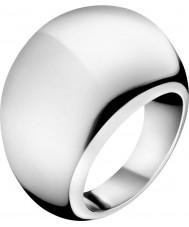 Calvin Klein KJ3QMR000107 Ladies ellipse ring
