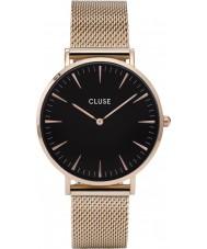 Cluse CL18113 Damer la boheme mesh watch