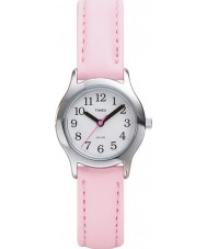 Timex T79081 Barn vit rosa min första klocka