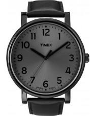 Timex T2N346 All svart klassisk rund klocka