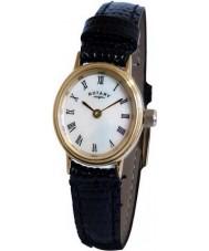 Rotary LS00471-07 Damer klockor svart klocka