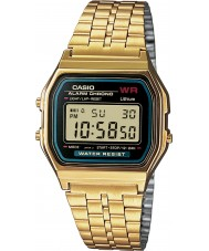 Casio A159WGEA-1EF Samling klassiska guldpläterade klockan