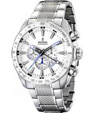 Festina F16488-1 Mens krono dubbel tid watch