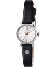 Radley RY2107 Damer vintage svart läder Strap Watch