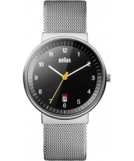 Braun BN0032BKSLMHG Mens klassisk klocka