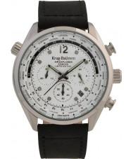Krug-Baumen 100201DM Mens air explorer diamant begränsad upplaga klocka
