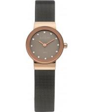 Skagen 358XSRM Damer klassik grå mesh watch