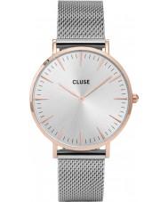 Cluse CL18116 Damer la boheme mesh watch