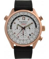 Krug-Baumen 100205DM Mens air explorer diamant begränsad upplaga klocka