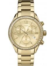 Timex TW2P66900 Ladies miami guld chronographklockan