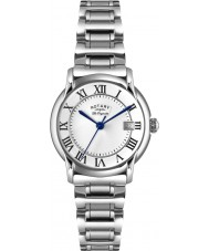 Rotary LB90140-07 les origin carviano silver stål watch damer