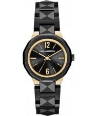Karl Lagerfeld KL3401 Joleigh svart klocka
