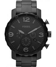 Fossil JR1401 Mens nate chronographklockan