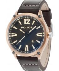 Police 15244JBR-02 Mens denton klocka
