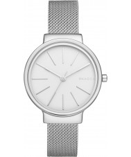 Skagen SKW2478 Damer ancher silver armeringsnät watch