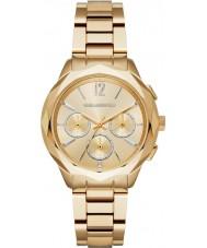 Karl Lagerfeld KL4006 Damer optik förgyllt chronographklockan