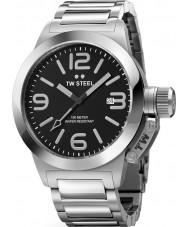 TW Steel TW0300 Matsal svart silverarmband klocka