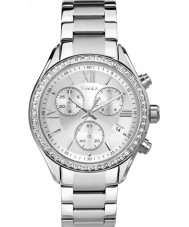 Timex TW2P66800 Damer stad silver stål armband klocka