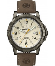 Timex T49990 Mens brun expedition robust fält watch