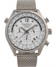 Krug-Baumen 100400DM Mens air explorer diamant begränsad upplaga klocka