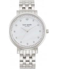 Kate Spade New York 1YRU0820 Damer Monterey silver ton stål armband klocka