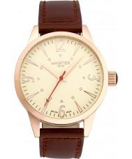 Minster 1949 MN01CRRG10 Mens CROFTON brunt läder Strap Watch