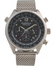 Krug-Baumen 100401DM Mens air explorer diamant begränsad upplaga klocka