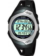 Casio STR-300C-1VER Mens sportutrustning fys varv minne 60 klocka