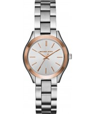 Michael Kors MK3514 Damer mini smal bana silver stål watch