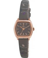 Radley RY2164 Damer skiffer blad sys läderrem watch