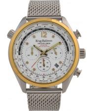 Krug-Baumen 100402DM Mens air explorer diamant begränsad upplaga klocka