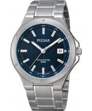 Pulsar PS9123X1 Mens klänning klocka