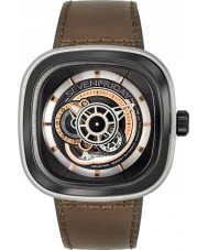 Sevenfriday P2B-01 revolution watch