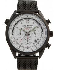 Krug-Baumen 100406DM Mens air explorer diamant begränsad upplaga klocka