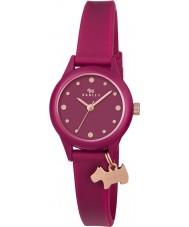 Radley RY2438 Damer titta på det ruby silikonband watch