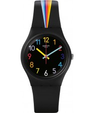Swatch GB311 Fountain of Colors Watch