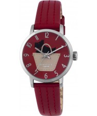 Radley RY2287 Damer ruby ​​läderrem watch