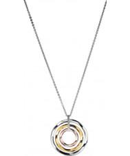 Calvin Klein KJ0KDP300100 Damer exklusiv tre-färgade halsband