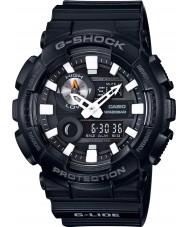 Casio GAX-100B-1AER Mens g-shock världstid svart harts rem klocka