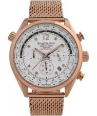 Krug-Baumen 100410DM Mens air explorer diamant begränsad upplaga klocka