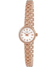 Rotary LB02543-03 Damer klockor guldpläterade klockan